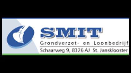 Grondverzet- en loonbedrijf Smit