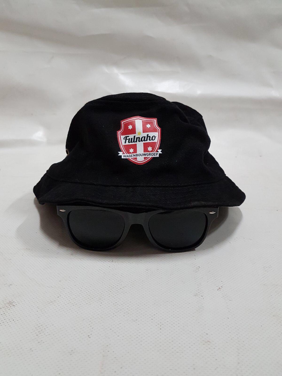 Fulnaho hoed + zonnebril